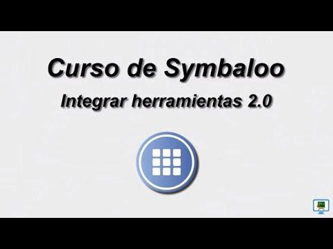 CURSO DE SYMBALOO (2017)   4.1a INTEGRAR HERRAMIENTAS 2.0 (HD)