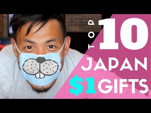 Japanese Dollar Store Top 10 Things to BUY at Daiso