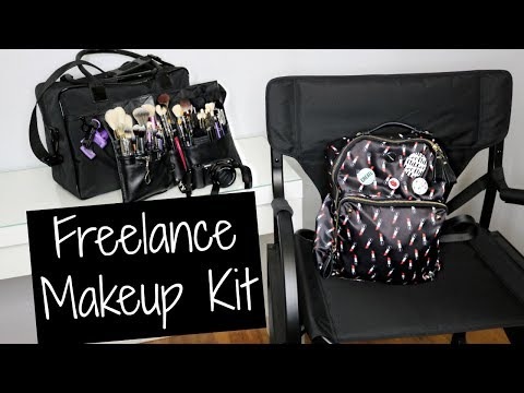 Freelance Makeup Kit | Shaylee Glaziner | 2017