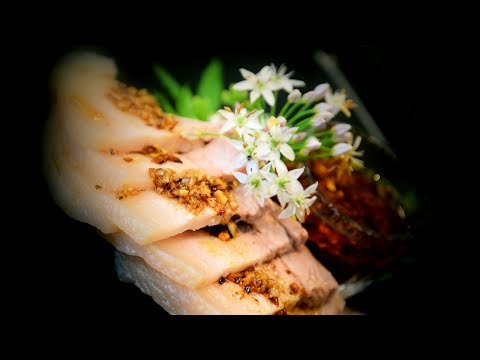 Sichuan (Szechuan) Spicy Pork Belly in Chilli Garlic Sauce (Chinese Style) Recipe