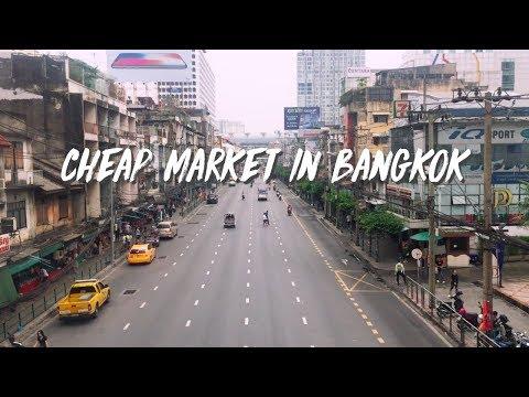 Pratunam Market and our last full day! | Bangkok vlog 4
