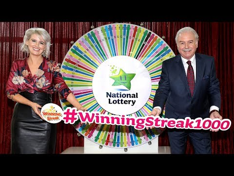 A look back at Winning Streak as it celebrates its 1000th show | RTÉ One