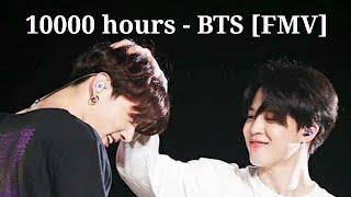 BTS•JIMIN (박지민) - 10000 HOURS[FMV]