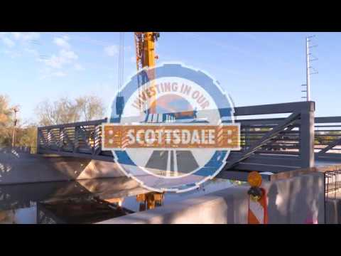 Crosscut Canal Bridge and Path: Investing in Our Scottsdale Project Update