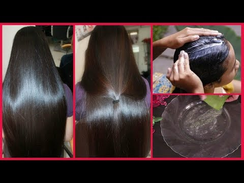 Aloe Vera & Coconut Oil Mask for Damaged Hair, Long, Glossy & Silky Hair