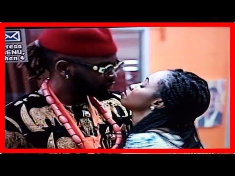 BBNaija: Teddy-A in tears as Bambam exits show | Big Brother Naija: Double Wahala 2018