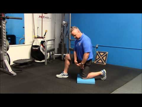 Simple Exercises for Lower Back Pain from Your Golf Swing