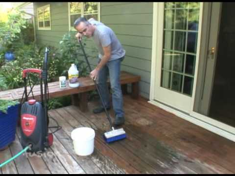 Sealing Your Deck