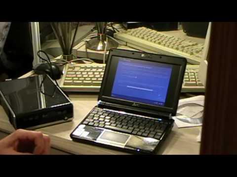 EeePC Software Restore