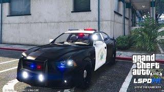 GTA 5 PC MODS - LSPDFR - POLICE SIMULATOR - EP 10 (NO