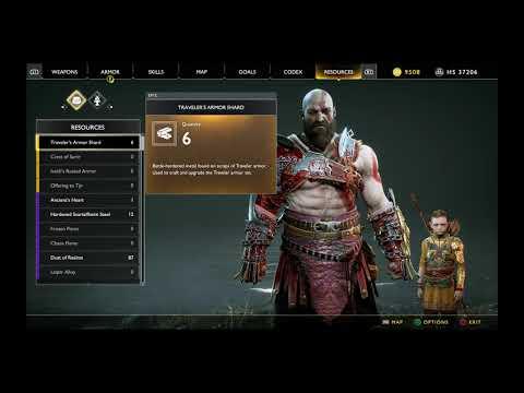 Give me God of War - Tactical Comments - Muspelheim Trial #1 - HARD
