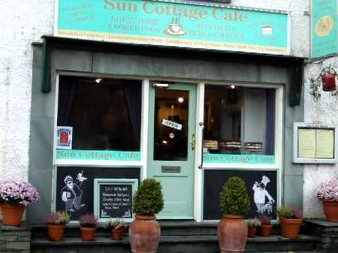 Sun Cottage Cafe Team Rooms Hawkshead Lake District Review