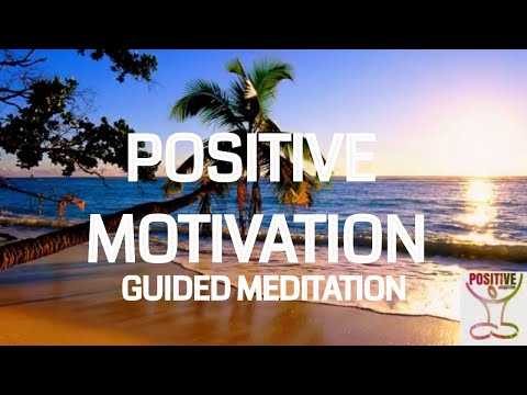 Positive Subconscious Motivation with Affirmations - 10 Minute Guided Meditation for Positive Energy