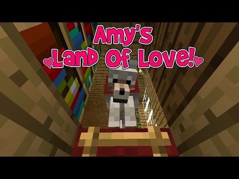 Amy's Land Of Love! Ep.153 The Secret Trapdoor! | Amy Lee33