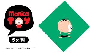 Mônica Toy   Um quadrado amoroso (Especial Dia dos Namorados ❤ 2017)
