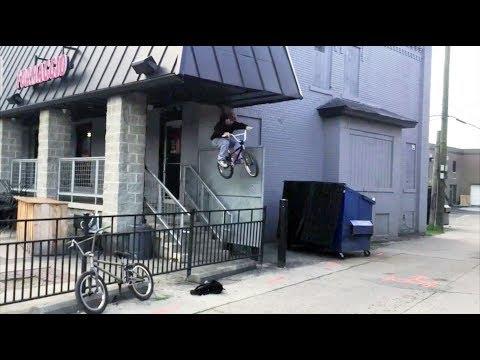 BMX - ANIMAL BIKES: STEVEN HAMILTON '18