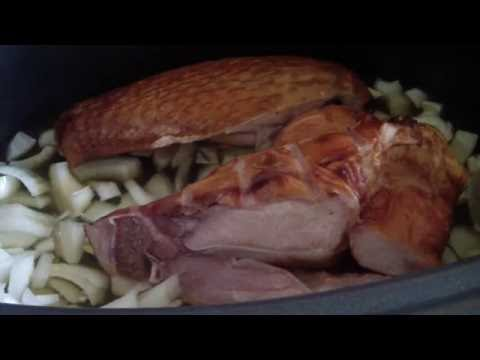 How To Cook Southern Style Cabbage with Smoked Turkey Wings