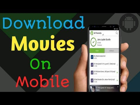 How To Download Movies on Android Phone for Free | 2018
