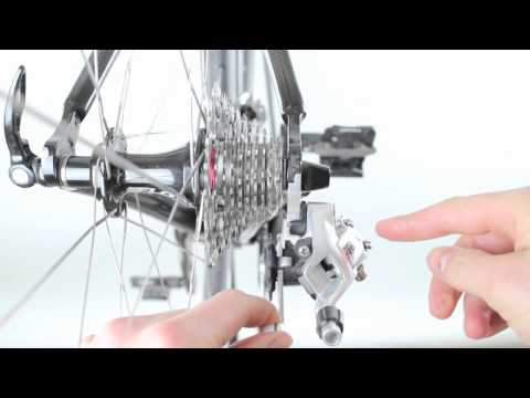 FLO Cycling - Aligning the Rear Derailleur