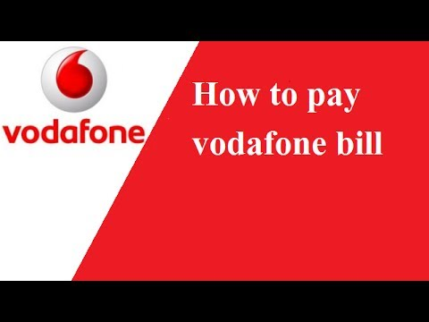 How to pay vodafone bill online in hindi  how to pay vodafone postpaid bill