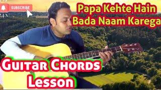Papa Kehte Hein(Film: Qayamat se Qayamat Tak)Guitar Chords Rejuvenation