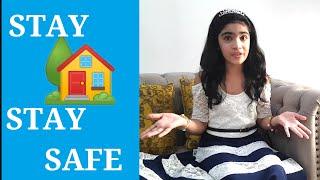 Stay Home Stay Safe | Kids Explorer