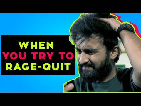 Indiatimes Snap Short - When You Try To Quit Your Job