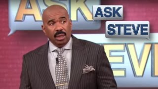 Ask Steve: What the f— You Mean?? || STEVE HARVEY