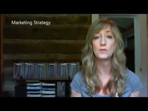 Startup Business Plan - Marketing Strategy Section
