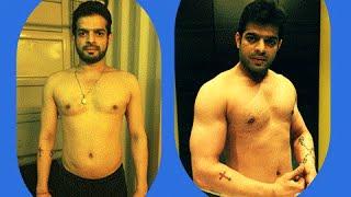 Karan Patel UNBELIEVABLE Body Transformation For Yeh hai Mohabattein