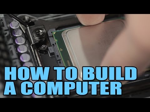 How To Build A Computer - Paul's Hardware