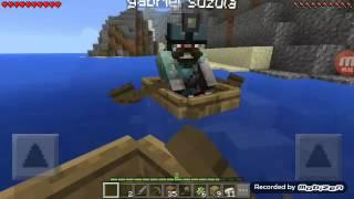 Minecraft PE a sobrevicencia!