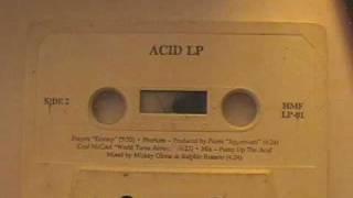 Fingers - The Juice - Acid Lp Hot Mix 5 Records