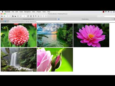 jQuery: Simple Image Slideshow using jQuery