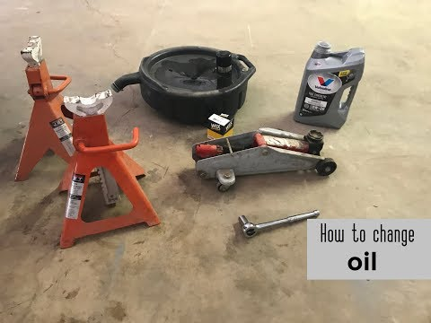 How to change the oil |  Honda Accord DIY video | #diy #oil
