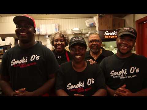 Chef Jon Ashton Visits Smoki O's BBQ in St. Louis