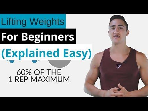 Weightlifting Training Based On Goal