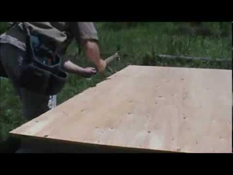 Skid Shack Building