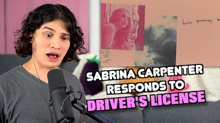 Vocal Coach Reacts to Sabrina Carpenter - Skin