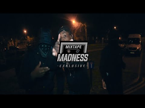 Poky - Kick Down Doors (Music Video) | @pokybambam @MixtapeMadness