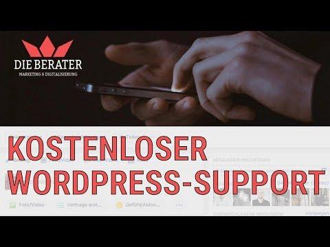 Kostenloser WordPress Support - Hilfe bei SEO/WooCommerce [DEUTSCH/GERMAN]