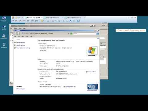 How to install and configure Home Redirection on Winodws Server 2008