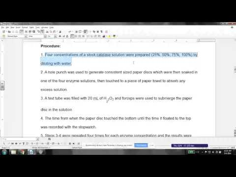 Lab Report Screencast   2   Procedure