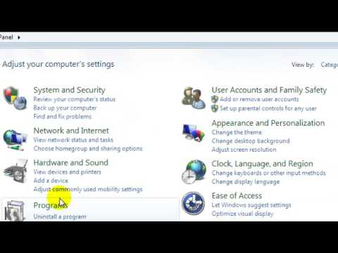 How to delete temp files in Windows 7
