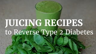 Why Juicing Is Beneficial for Diabetics? Because diabetics often get nutrients lost through excessive urination, juicing is a good way to  compensate for nutrients loss as well as to help the body stay hydrated.  In this video, I