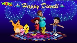 Diwali Special with Vir: The Robot Boy, Chacha Bhatija and Eena Meena Deeka!