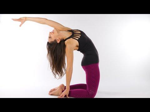 Ardha Ustrasana (Half Camel Pose) For Overall body health