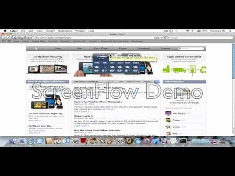 How to put widgets on your desktop - Mac.