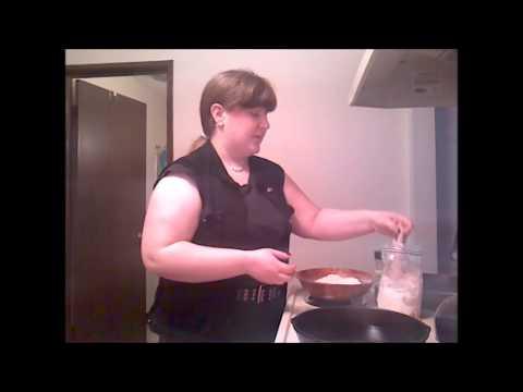 Breaded Chicken Strips: Homemade Healthy Chicken Nuggets or Chicken Strips Recipe