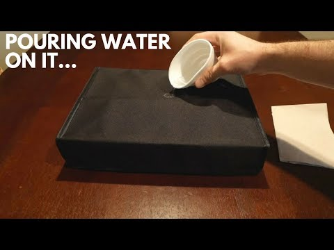 Making Your Xbox One X Waterproof and Dustproof! (Not too difficult..)